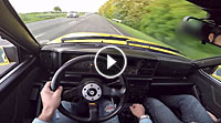 VIDEO Lancia Delta HF Integrale EVO 2 400 HP