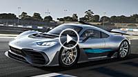 VIDEO Mercedes-AMG Project One