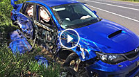 Video R.I.P. Subaru Impreza Sti