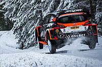 Galerie Rallye Schweden 2017