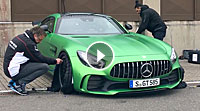 Video Mercedes-AMG GT R - Nordschleife