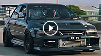 Video Mitsubishi Evo III
