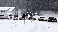 Video Audi Quattro Hilfe für 40 Tonner