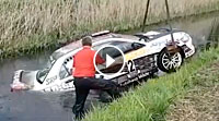Video Crash Ken Milde - Fontane-Rallye 2016