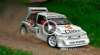 Video Best of Hunsrück-Rallyesprint 2016