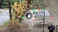 Video Lausitz-Rallye 2016 Action