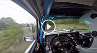 Video Lausitz-Rallye 2016 - Onboard Jeffrey Wiesner