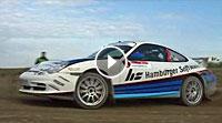 Video Matthias Kahle (Porsche 996 GT3) - Lausitz-Rallye 2008