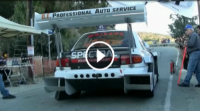 Video Group B Style 750Hp Evo III // Hillclimb Attack