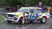 Video Paolo Diana Show - 14. RallyLegend 2016