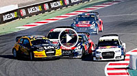 Video Rallycross-WM (RX) Barcelona 1