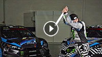 Video Ken Block RX 2016