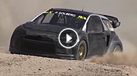 Video Test Petter Solberg (Citroen DS3 RX)