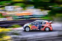 Galerie Rallycross-WM (RX) Estering 2016