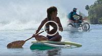Video Surfing on Motorbike