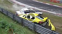 Video Nürburgring Chaos