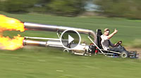 Video Crazy Jet-Kart