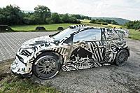 Galerie VW Polo R WRC 2017 Test
