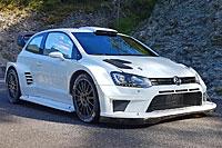 Galerie VW Polo R WRC 2017 Asphalt