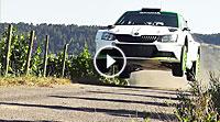 Video Test Skoda Motorsport - Rallye Deutschland 2016