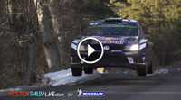 Video Rallye Monte Carlo - 3. Tag