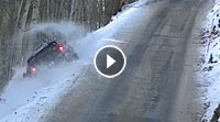 Video Crash Eric Camilli - Rallye Monte Carlo 2016