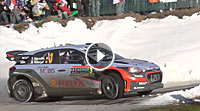 Video Highlights Rallye Monte Carlo 2016