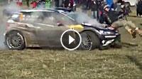 Video Crash Jari-Matti Latvala @ Rallye Monte Carlo