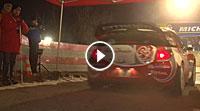 Video Rallye Monte Carlo - 1. Etappe