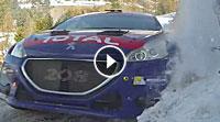 Video Rallye Monte Carlo - 2. Etappe