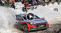 Video Rallye Monte Carlo - WP9-10