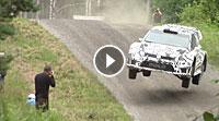 Video Test Sebastien Ogier WRC 2017 Finnland