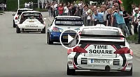 Video WRC-Battle: Mini vs. Ford vs. Subaru vs. Peugeot