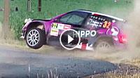 VIDEO Ypern-Rallye 2017 - Action