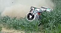 VIDEO Ypern-Rallye 2017 - Crash and Mistakes