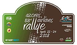 Ergebnisse Azoren-Rallye 2018