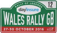 Ergebnisse Wales Rally GB 2016
