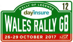 Ergebnisse Wales Rally GB 2017 - Zeiten und Informationen