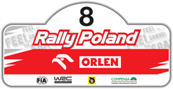 Ergebnisse WRC Rallye Polen 2017