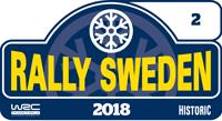Ergebnisse Rallye Schweden 2018