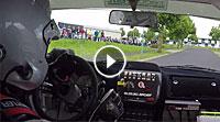 Onboard Niki Schelle Suzuki S1600 @ Landsberg Rallye 2016