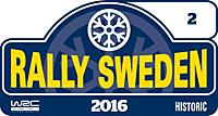Ergebnisse Rallye Schweden 2016