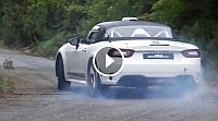 FIAT 124 ABARTH R-GT - Sound&Show