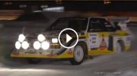 Video The Group B Legend - Audi Sport Quattro S1 E2 (650hp) @ SM Vaakuna-ralli 2017
