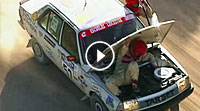 Video TOP 10 most spectacular 3-Wheel-Drives
