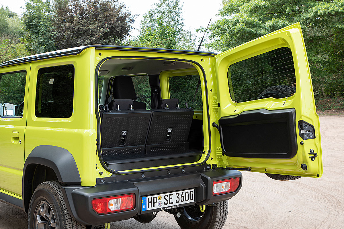 suzuki jimny everybody s darling rallye magazin. Black Bedroom Furniture Sets. Home Design Ideas