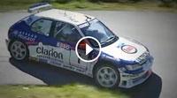 Video Crazy Peugeot 306 Maxi with pure engine sounds - Gilles Panizzi & Francois Delecour