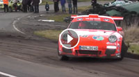 Video Pro Rallyeteam Dobberkau Porsche 997 GT3 RS Insane Pure Sound