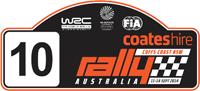 Ergebnisse Rallye Australien 2014