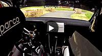 Onboard Mark Wallenwein (Skoda Fabia R5) - Rallye Stemweder Berg 2015